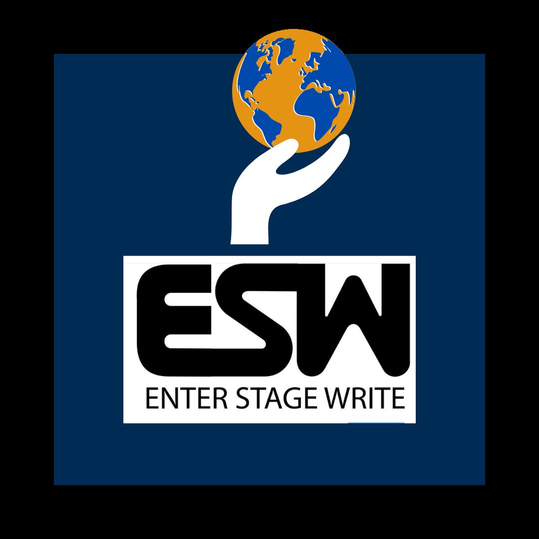 Enter Stage Write Global logo